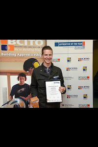 Eugene Sparnon - Northern Apprentice of the Year
