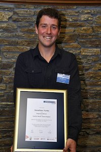 Jonathan Yorke - Central North Apprentice of the Y