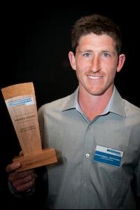 Andrew Higgins - Upper South Island Apprentice of
