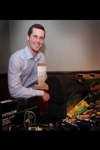 Ben Mitchell - Wellington Apprentice of the Year