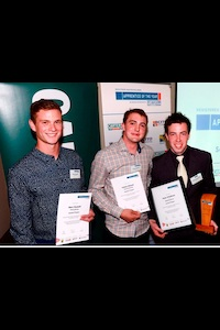 Peter O'Sullivan - Southern Apprentice of the Year