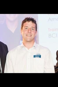 2nd Place winner - Jonathan Yorke