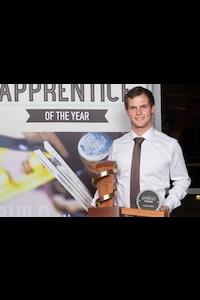 Tom Southen. Winner 2014