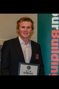 2nd Sam Armstrong of D James Builders Limited
