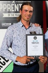 3rd Place Joshua Maisey