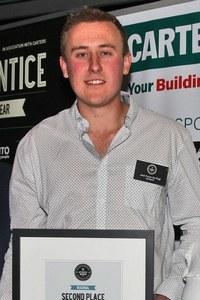 2nd Place Josh Farrar-de Wagt