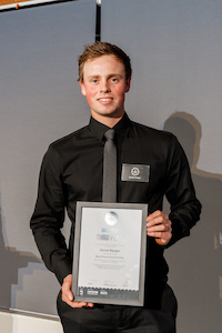 3rd Place - Daniel Ranger