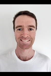 3rd - Brendan Regan