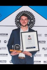 1st Place - Thomas O'Brien