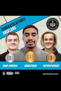Auckland Winners