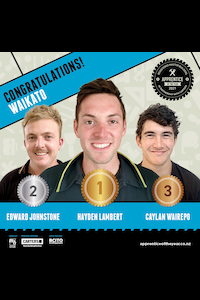 Waikato Winners