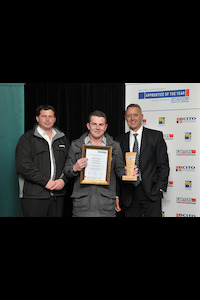 James Poore - Northern Apprentice of the Year
