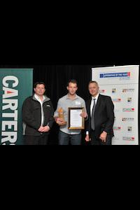 Ben Bersma - Auckland Winner