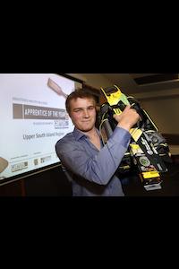 Daniel Crockett - 1st place winner
