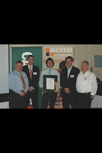 Dallas Tither, Southern Apprentice of the Year