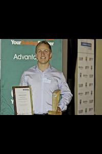 Joshua Gardner - 1st place winner