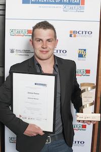 James Poore - Winner 2012 AOY