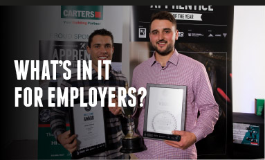 What's in it for employers?